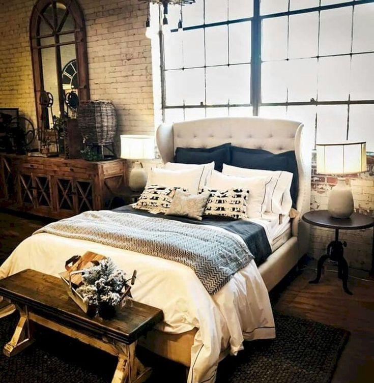 Best 25+ Modern Farmhouse Bedroom Ideas On Pinterest