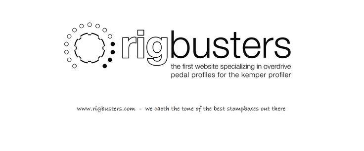 Rigbusters Kemper Profiles | Kemper Pedals | Kemper Amps | Kemper Cabs | Kemper Stomps | Kemper Stompboxes