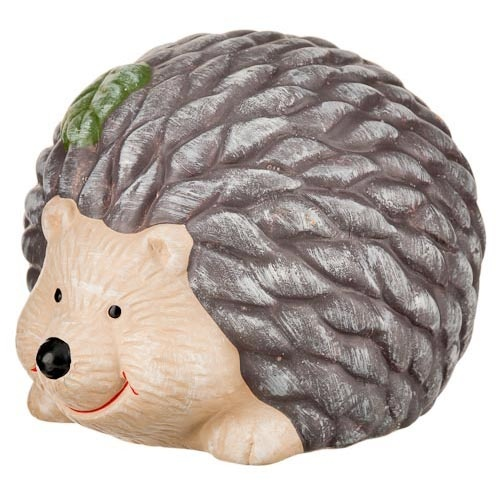 Hedgehog Garden Ornament | Poundland