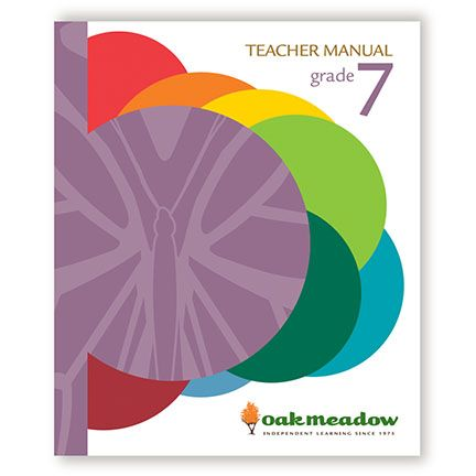 Our Teacher Manuals provide additional infomation that supports you in assessing your child's work for detail, depth and accuracy. This manaul provides an evaluation key for all subjects in the Seventh Grade curriculum, including American and World History, English, and Earth Science (math answer keys are included with the Math syllabus). The Teacher Manual is not just a brief answer key, but an extensive guide that gives lengthy responses to the assignments in the curriculum as well as a...