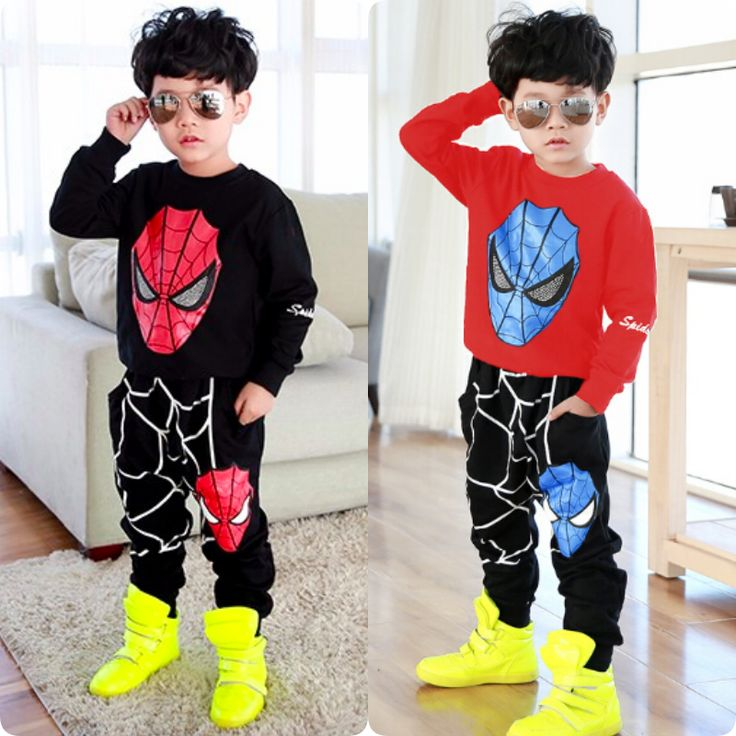 SpiderMan 2 pc Set Trending