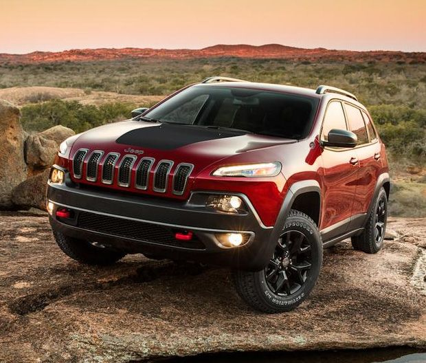 2014 Jeep Cherokee looks a lot better, now if only they could not suck mechanically.