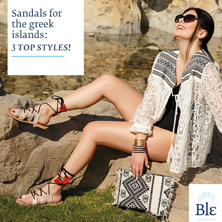 If holidays mean exploration to you then… you need to invest in the right kind of sandals! Go for a pair that is both stylish yet comfortable so you can wear it all day long. Discover our 3 favourite pairs here http://www.ble-shop.com/blog/