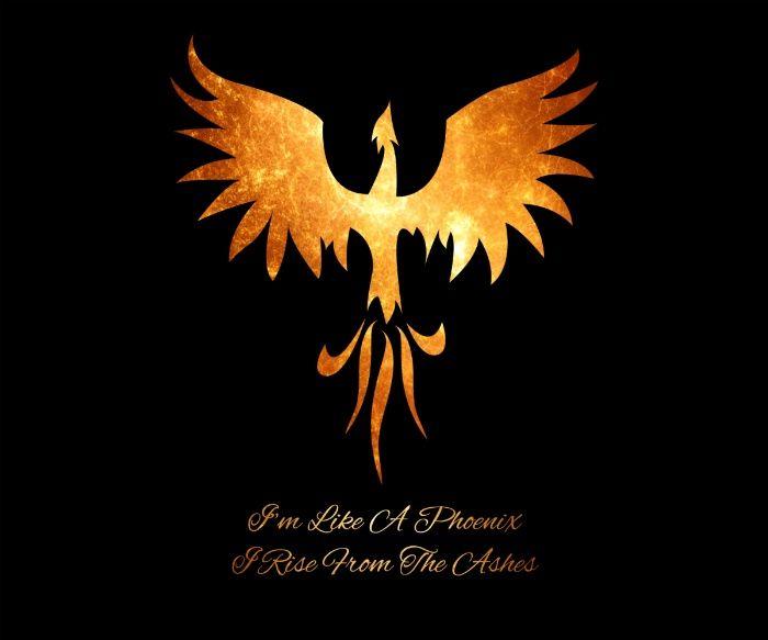 phoenix, quotes, fire