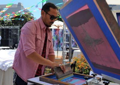 Cómo utilizar la tinta Plastisol | eHow en Español