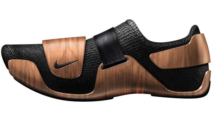 Lounge Chair de Eames - Ora-Ito-Nike-shoe-concept