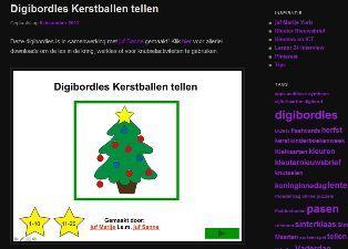 Digibord, iPad, apps onderwijs, social media, websites voor kleuters | lesideeën