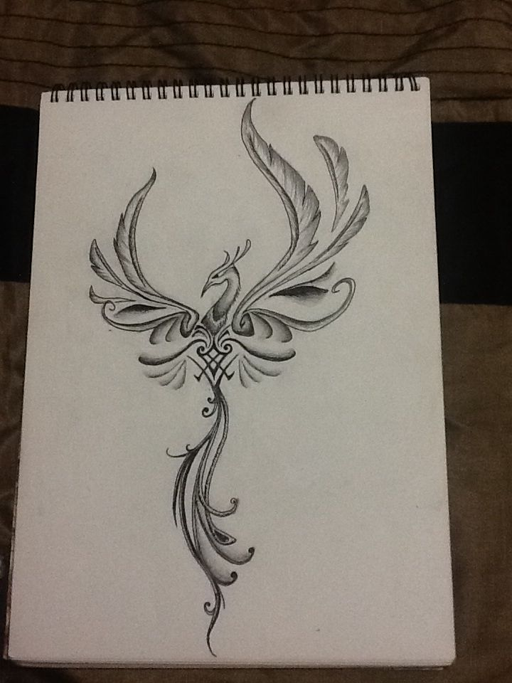 This is a tattoo I designed for myself :)
