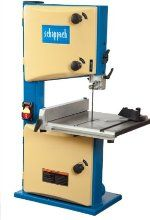 Scheppach M90106 10-Inch Bench Top Band Saw