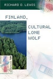 Lewis, Richard D.: Finland, cultural lone wolf