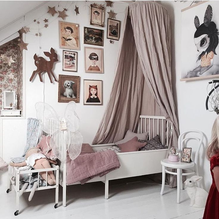 a charming room