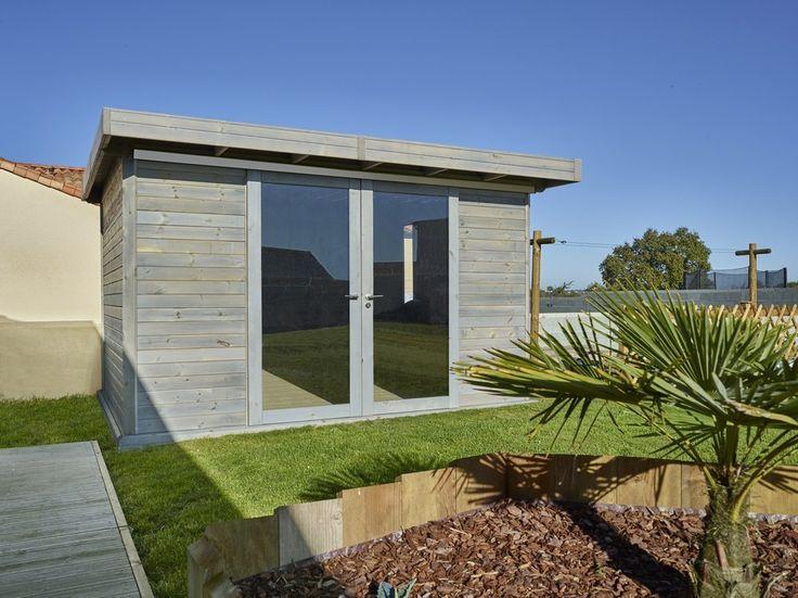1000 id es sur le th me abris de jardin sur pinterest for Pavillon de jardin moderne