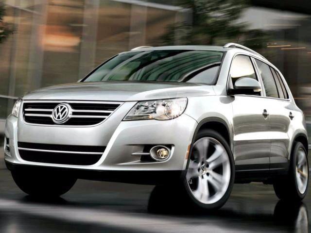 Volkswagen Tiguan (2011)