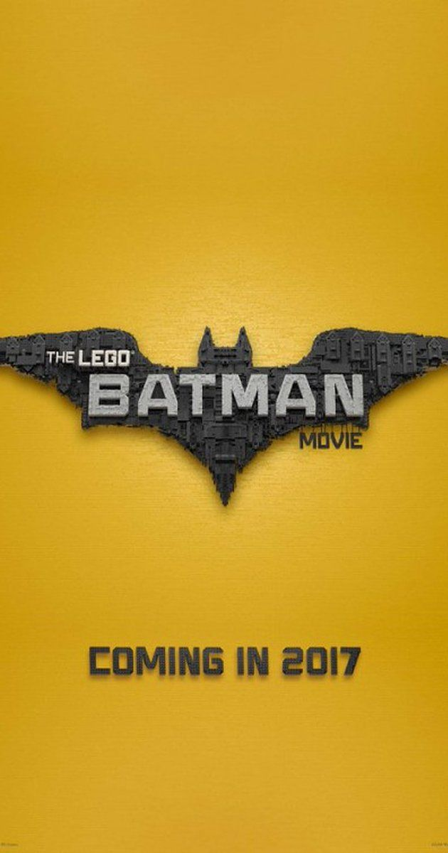 Directed by Chris McKay.  With Will Arnett, Rosario Dawson, Ralph Fiennes, Michael Cera. A spin-off film featuring Batman from the 2014 film 'The Lego Movie'.