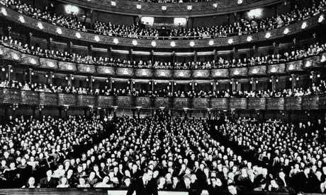 The Met: a full season, but a not-full-enough house A glamorous new season masks the fact that the Met had to take drastic action to get attendances back up