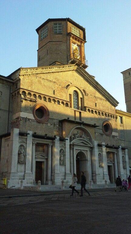 Reggio Emilia, now