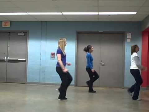 ▶ Men In Black Line Dance - YouTube