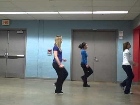 ▶ Men In Black Line Dance - YouTube