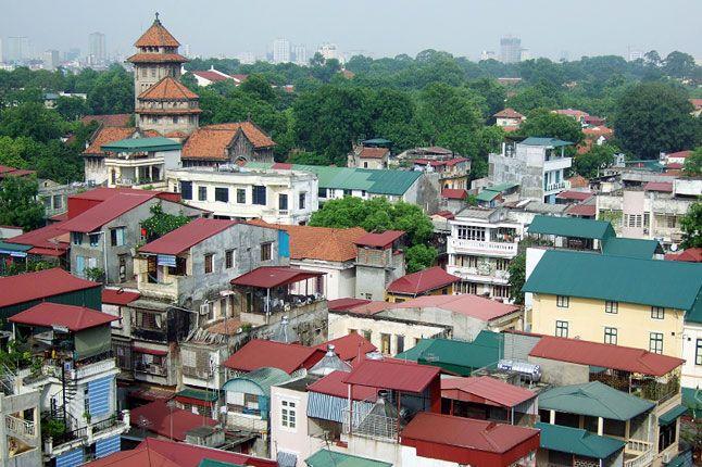 Hanoi, Conde Nast guide