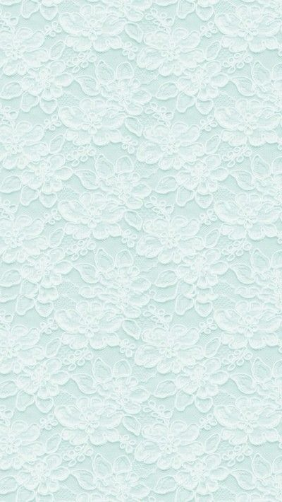 Mint pastel lace iphone wallpaper phone background lock screen
