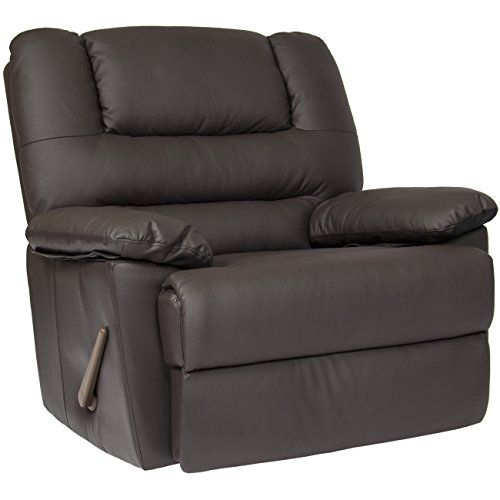 Best Choice Products Deluxe Padded PU Leather Recliner Chair - http://centophobe.com/best-choice-products-deluxe-padded-pu-leather-recliner-chair/