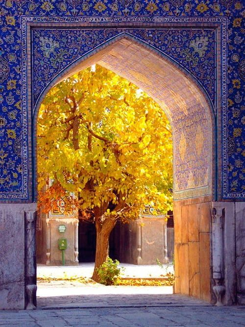 Isfahan - Courtesy of schauteraber