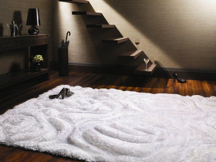 moderne teppiche traumteppich flauschiger teppich