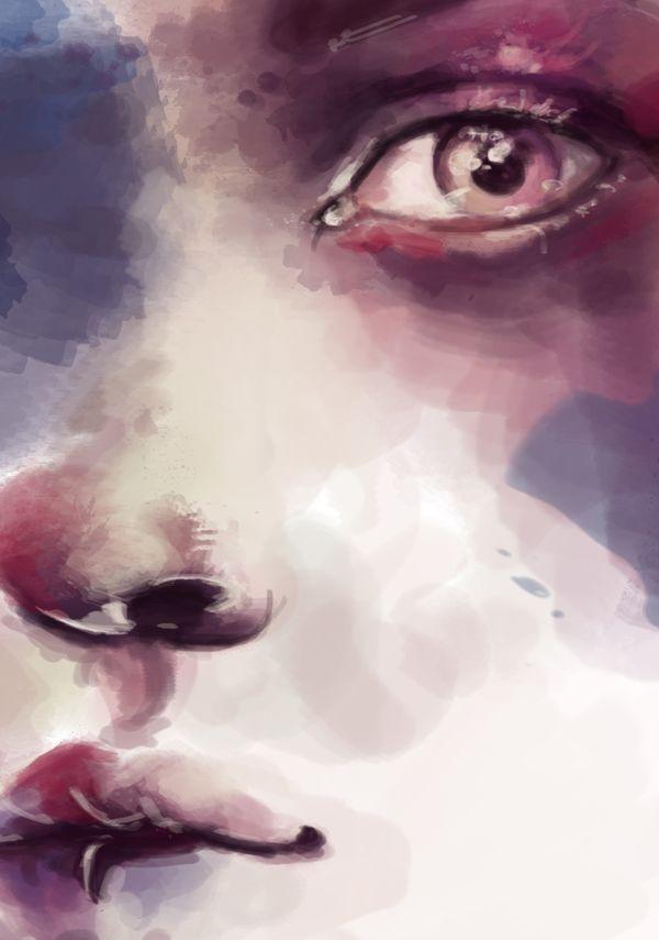 Praca: Katarzyna Sikorska Praca dyplomowa  http://grafika.edu.pl/galeria/prace-licencjackie/#grafika #sztuka #projektowanie #montaż #film #animacja