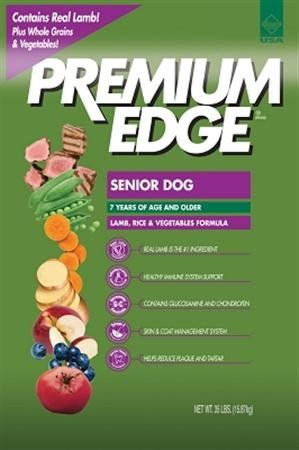 Premium Edge Lamb, Rice and Vegetables Dry Dog Food for Senior Dog >>> Wow! I love this. Check it out now!
