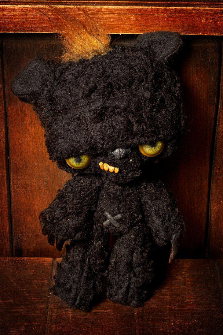 Little Black Bear by TheForgottenFriends on deviantART