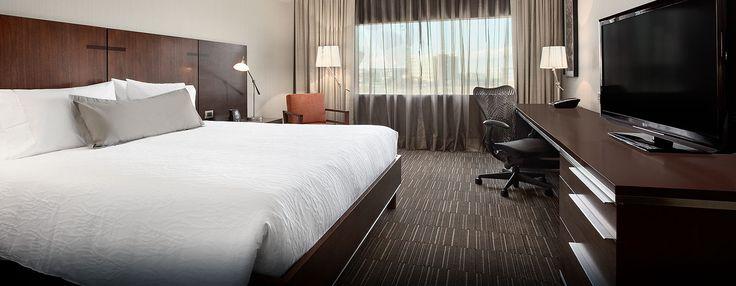Hoteles en Santiago, Chile - Hotel Hilton Garden Inn en el Aeropuerto de Santiago