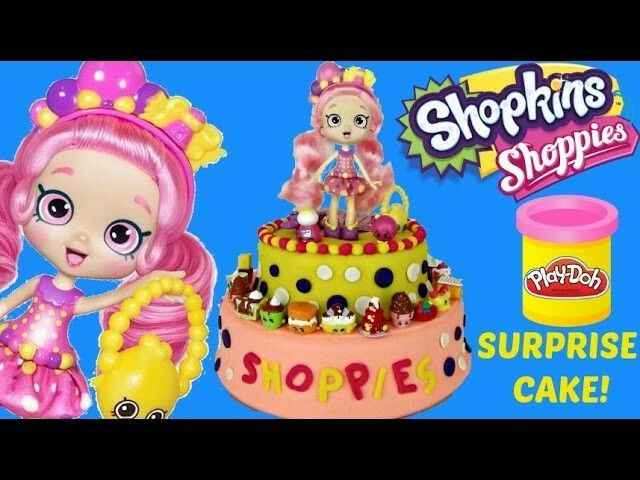 Shopkins Cake Shoppies Doll | Free MP3 Download