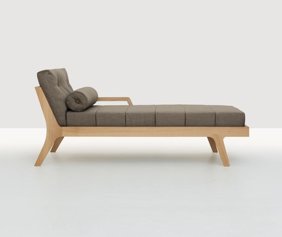 Chaise longues   Relaxing   Mellow Daybed   Zeitraum. Check it out on Architonic
