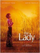 """""""The Lady"""" est une histoire d'amour hors du commun, celle d'un homme, Michael Aris, et surtout d'une femme d'exception, Aung San Suu Kyi, qui sacrifiera son bonheur personnel pour celui de son peuple. Rien pourtant ne fera vaciller l'amour infini qui lie ces deux êtres, pas même la séparation, l'absence, l'isolement et l'inhumanité d'une junte politique toujours en place en Birmanie."""
