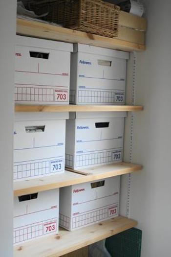 片付けが楽しくなるよ♪ 機能性抜群のおしゃれな「収納ボックス」を ... こちらはプレミアムシリーズ。もともと銀行で使う大量の書類保管のために