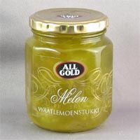 All Gold Melon are choice melon preserves from South Africa.