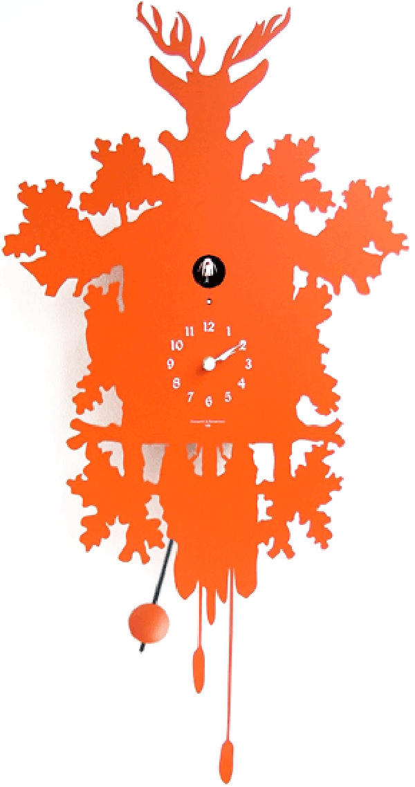 Modern Cuckoo Clock Interior Design Decor Interior Design Pinterest Clock Decor And Interiors