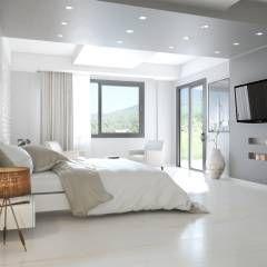 Camera da letto in stile translation missing: it.style.camera-da-letto.moderno di ROAS 3d VISUAL ARTS