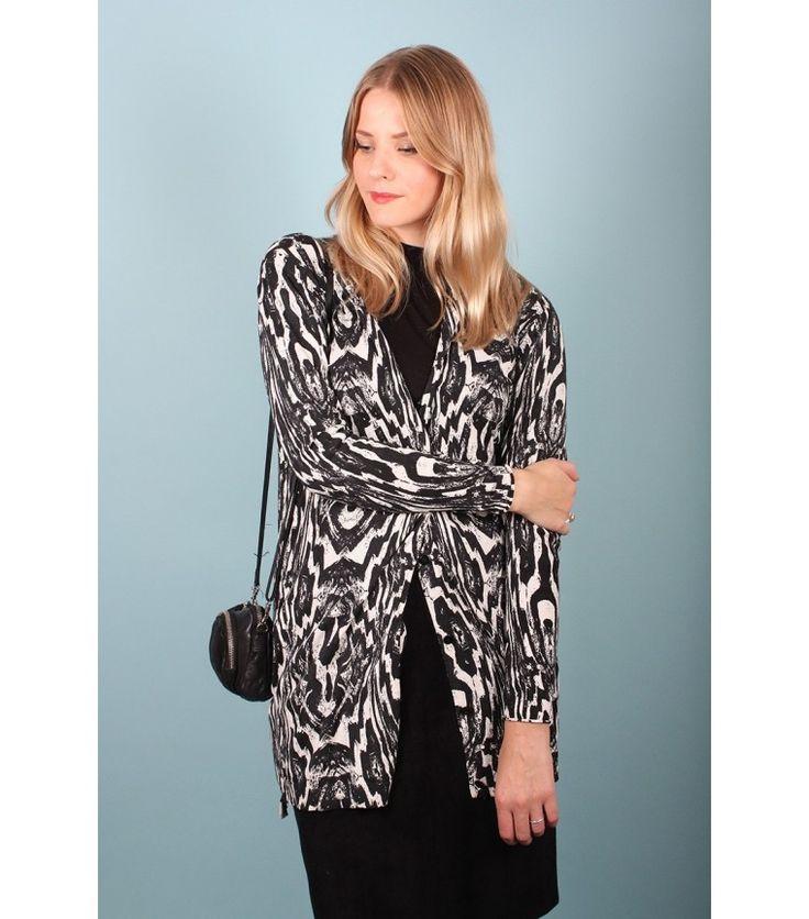 Tiger of Sweden Long Silk Blend Knit, M - WST