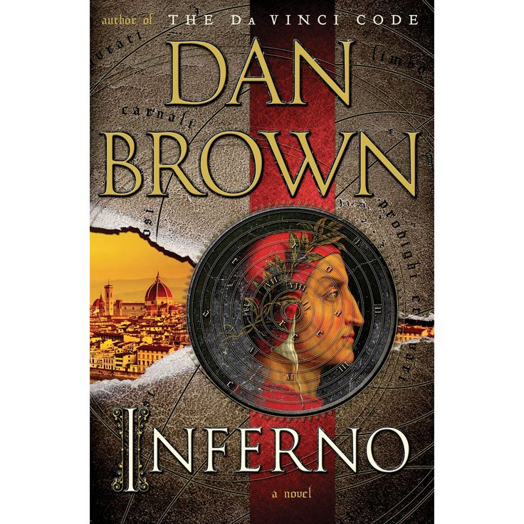 Dan Brown in back with his latest novel, Inferno. Once again, his hero, symbologist Robert Langdon, is at the centre of a thrilling mystery — this time surrounding Dantes Inferno.
