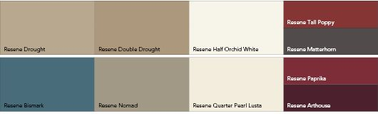 Needing colour inspiration? ROXX Complimentary colour suggestions