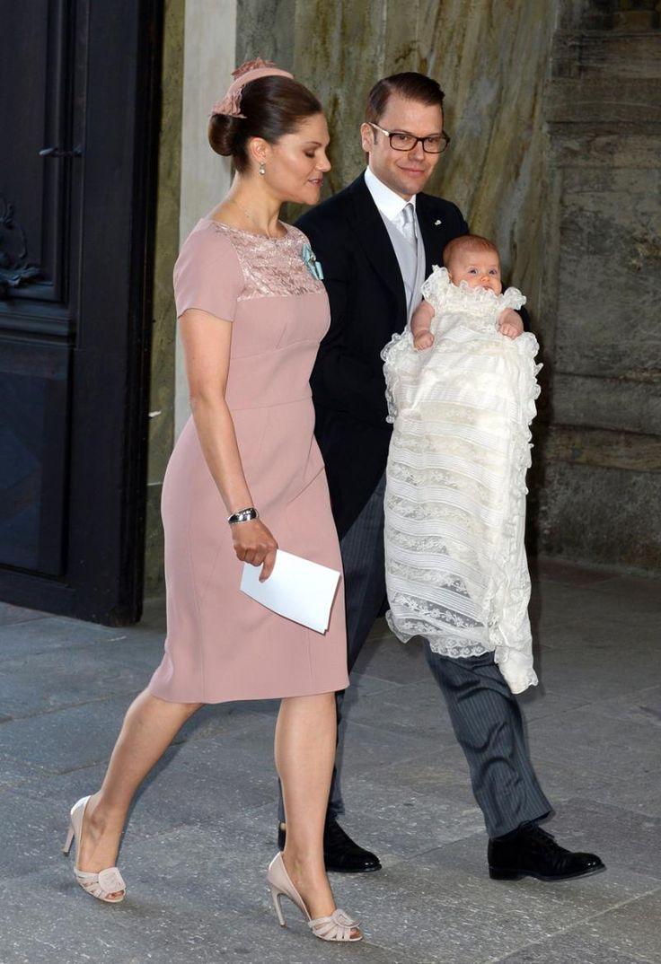 Fotos: Batizado da princesa Estelle da Suécia