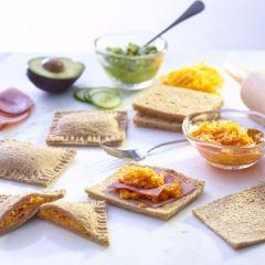 Sneak-Wiches Recipe |Great ideas for make ahead healthy school lunche