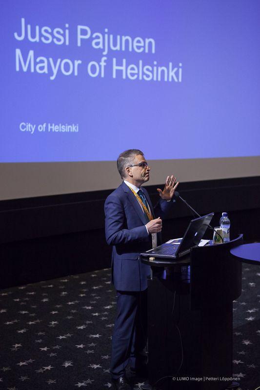 Smart City Seminar Tuesday