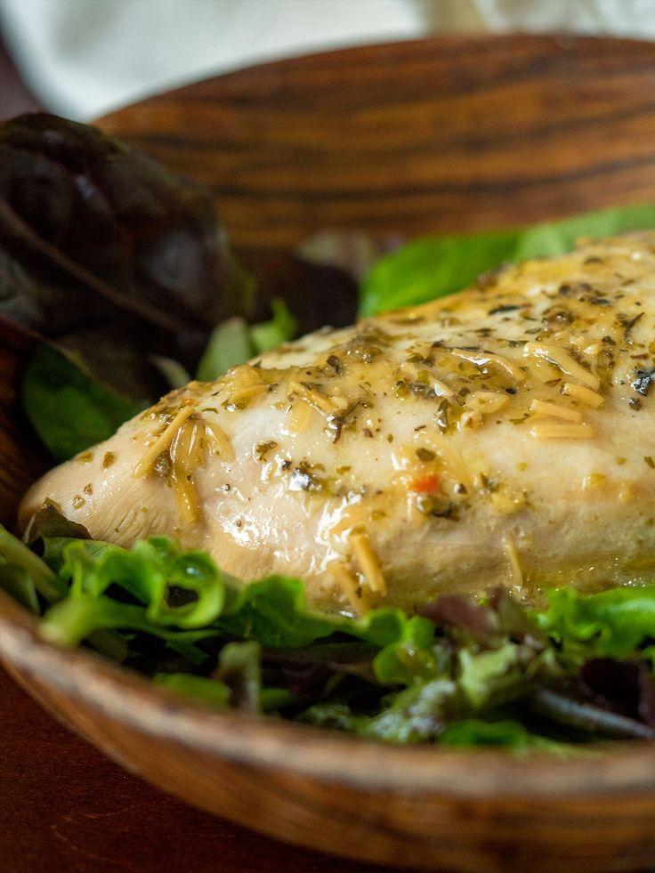 Slow Cooker Olive Garden Chicken