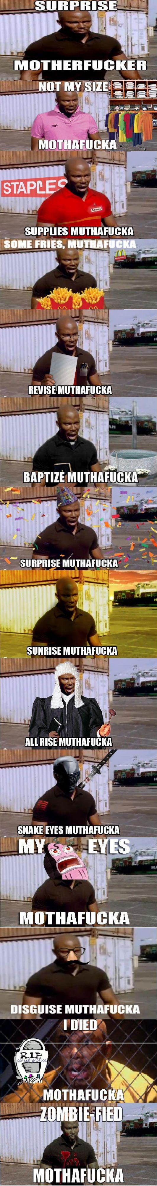 best of surprise muthafucka meme