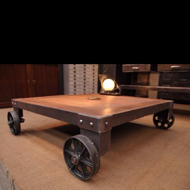 """industrial furniture""."
