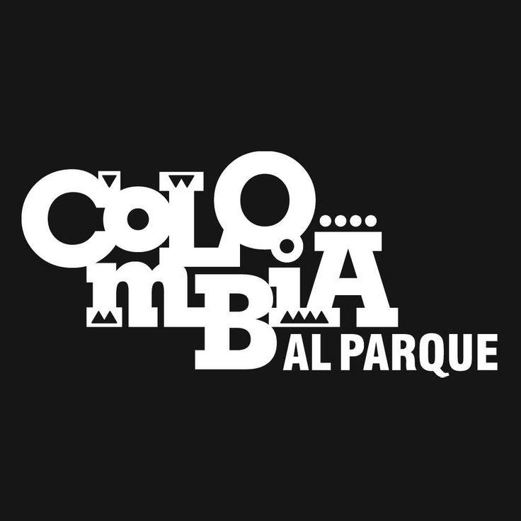 Logotipo Colombia al Parque (2009)