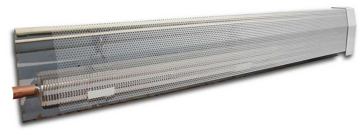 Replace ugly old baseboard heater covers while keeping your originals. The easy DIY baseboard heater covers replacement solution.1-800-834-5672 for a quote!