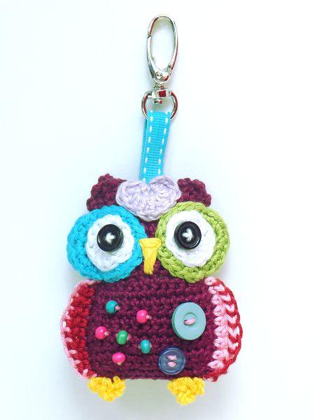 Tamigurumi: Vendulka's owl